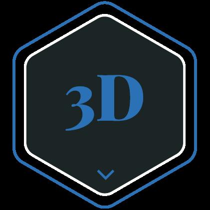 3D Modelling - BE Comunicazioni - icona servizio