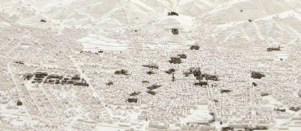 09 3D Modelling - BE Comunicazioni - preview Plastico territoriale