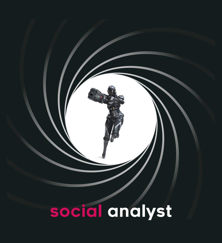 03 social management - BE Comunicazioni - social analyst