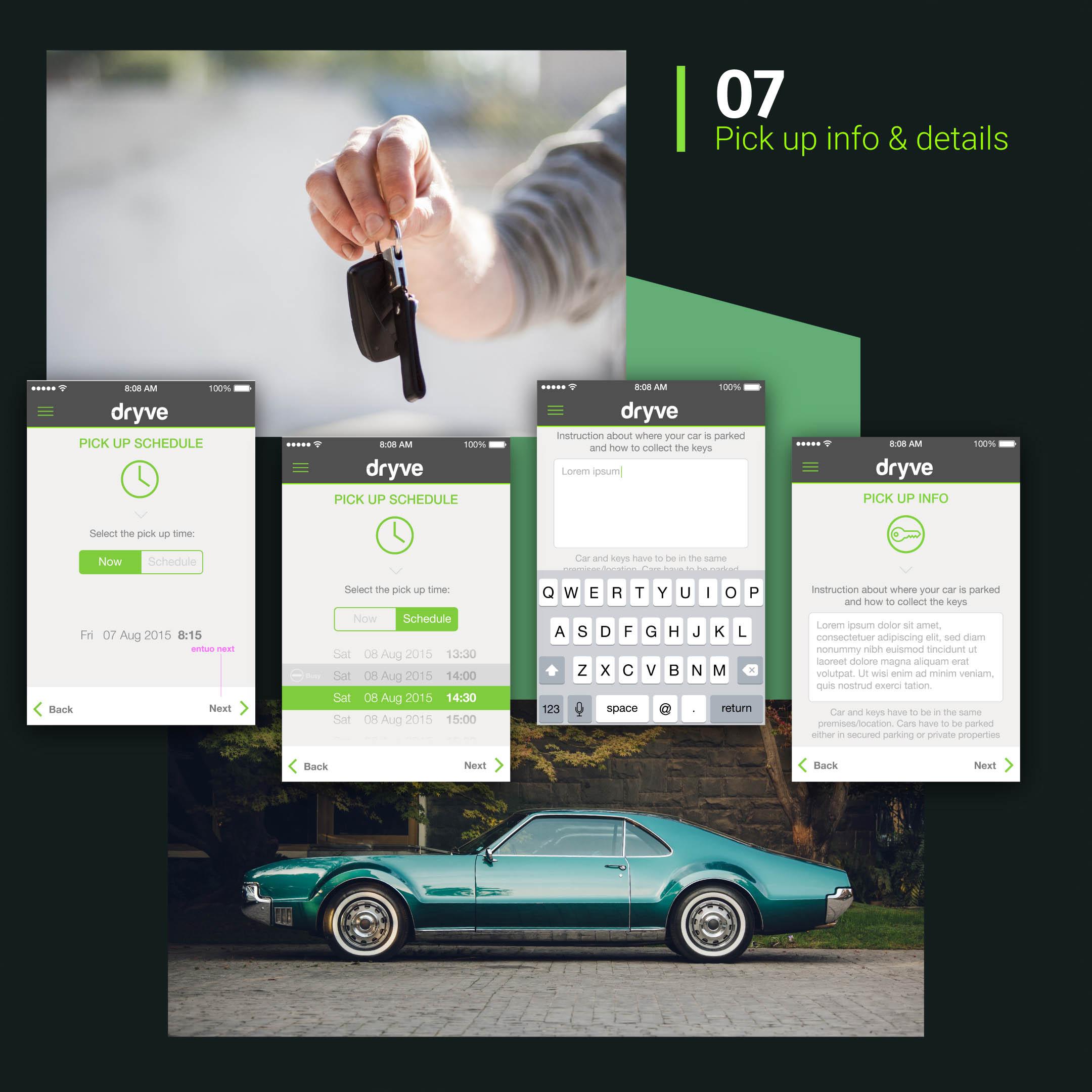 Dryve app Mockup BE Comunicazioni portfolio 07 R03