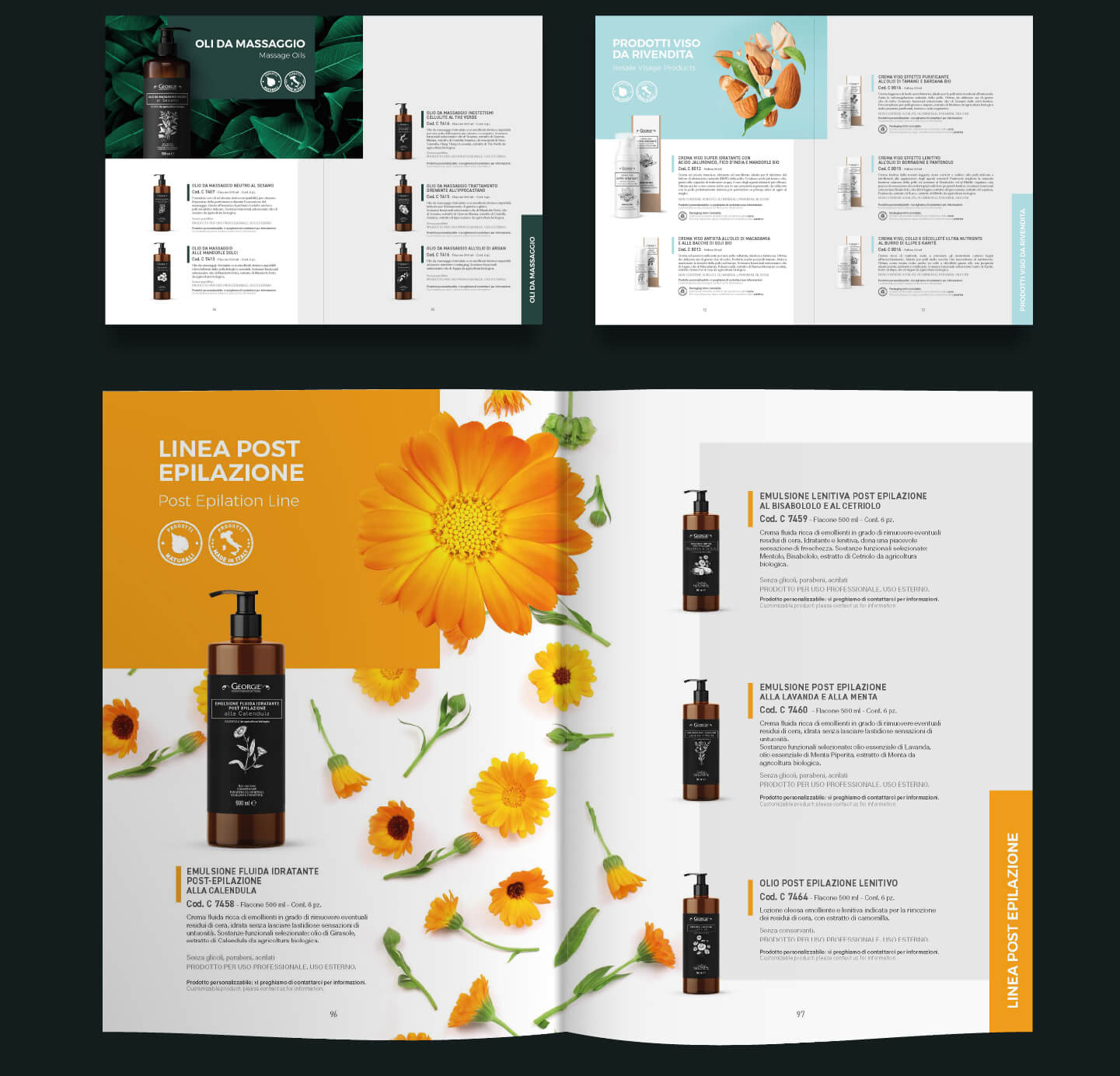 Catalogo Prodotti - Portfolio - Be Comunicazioni - Pubblicità e Marketing - GR Service - slide 04