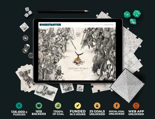 Progetto – Fantasy World Creator