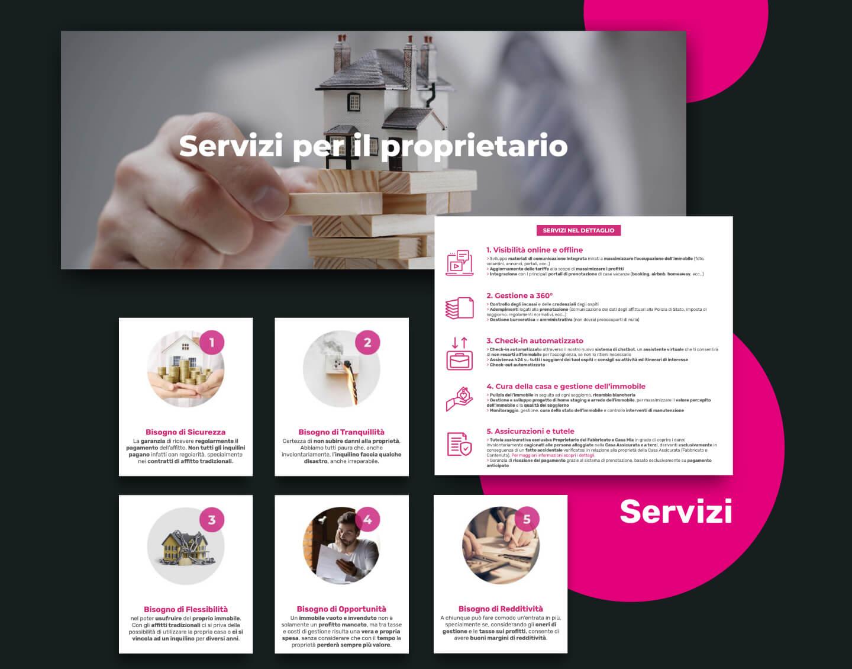 Sito web - Portfolio - Be Comunicazioni - Pubblicità e Marketing - SoloAffitti Brevi - slide 04